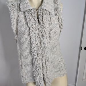 Banana Republic - alpaca blend sweater vest